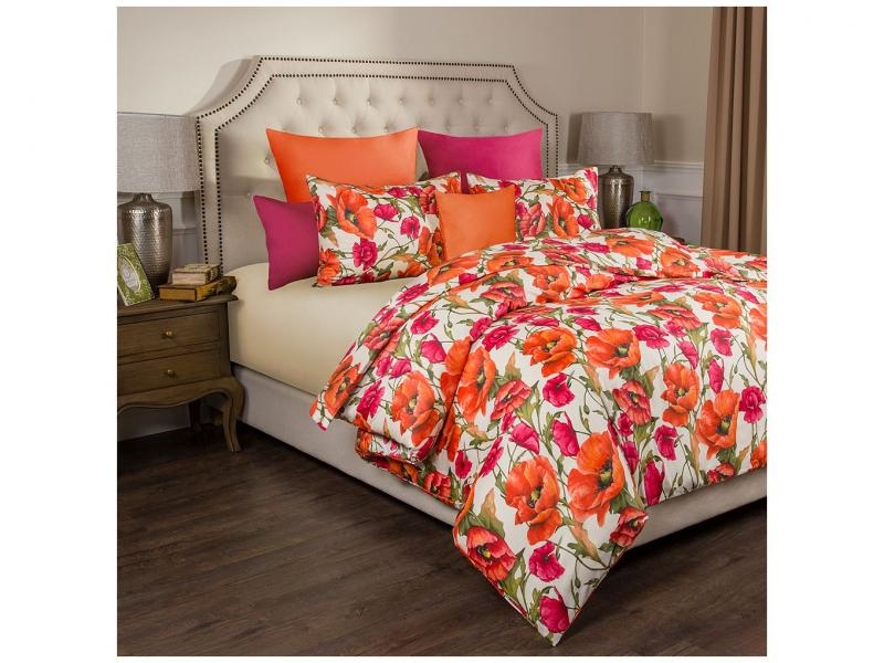 Bedding Set double-euro SANTALINO, MACA, yellow terra maca maca