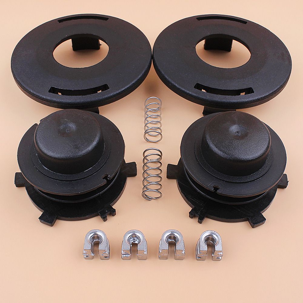 Trimmer Head Spool Rebuild Kit Fit STIHL FS44 FS55 FS80 FS83 FS85 FS90  FS100 FS110 FS120 FS130 FS200 FS250 Trimmer Autocut 25-2