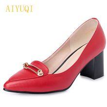 52855862a 2018 nova primavera mulheres sapatos de couro genuíno moda sexy apontou  boca rasa sapatos sapatos de