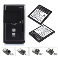 2x 2800mAh EB BG530BBC Replacement Li Ion Battery For SamSung Galaxy Grand Prime G5308W G5309W G5306W