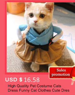 High Quality Pet Costume Cats Dress Funny Cat Clothes Cute Dress Up Clothes  For Christmas Party Cat Dog Costume -in Dog Dresses from Home   Garden on  ... 4fd351b0e38c