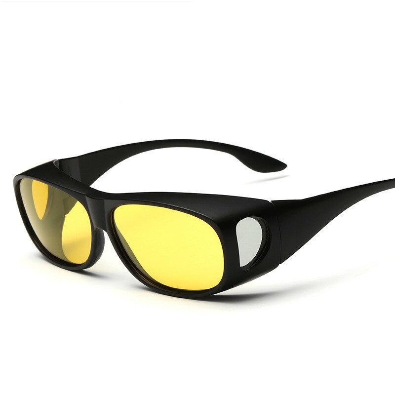 Night Vision Driving Polarized 2018 New Men Brand Goggles Sun Male Fashion Oculos Sets Of Glasses