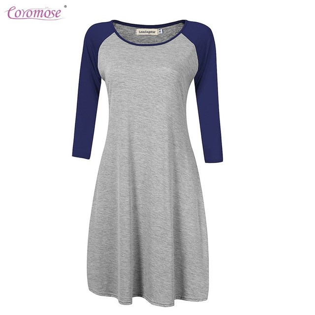 Lange tuniek jurk