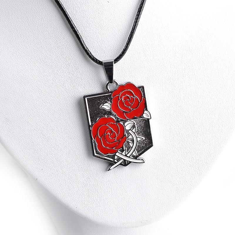 Attack on Titan Emblem Necklaces 6