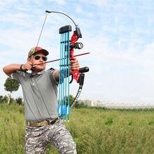 Профессиональный Рекурсивный лук для стрельбы из лука 40 фунтов