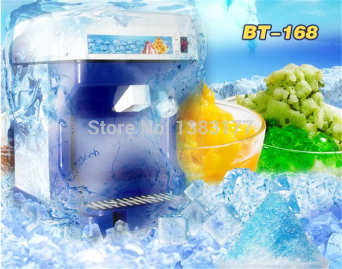 18 new products 2016 innovative product commercial ice shaving machine electric snow ice shaver machine for sale ...