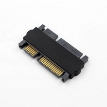 for SATA Adapter 22Pin Male to male Micro for SATA Connector Convertor for Desktop Laptop Hard Disk Drive все цены