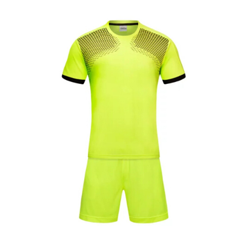 font b soccer b font font b Jerseys b font sets short sleeved breathable font