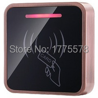 Whole Sale Elegant Metal MF1 Card Access Control with 3000pcs cards capacity, wiegand in and out support