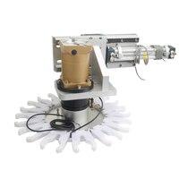 IOS30/BT30 УВД автоматический инструмент + цилиндр воздуха 8/12/16/20 держатели режущий диск для NEMA34 86 мм ЧПУ шпинделя моторный шпиндель