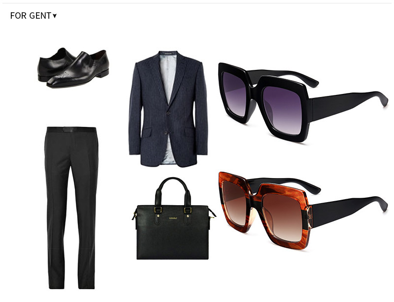 2018 News Square Sunglasses (29)