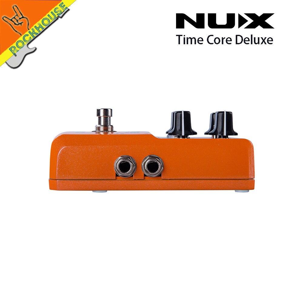 NUX Time Core Deluxe Digital Delay Gitaarpedaal 7 Delay-effecten - Muziekinstrumenten - Foto 5