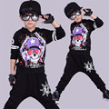 4-13 Т Мальчики комплект одежды детская спортивный костюм хлопка детей спортивный костюм пуловеры костюм для мальчиков-подростков моды детская одежда