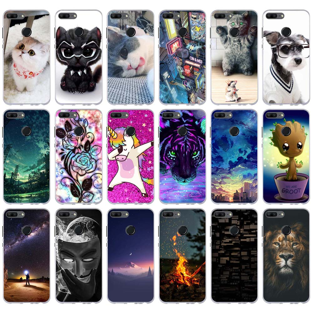 Case For Huawei Honor 9 Lite Cover For Honor 9 Lite Case 5.65