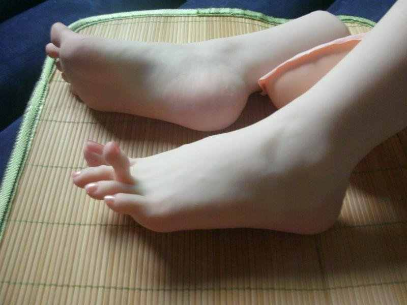 Young Girl Foot Fetish