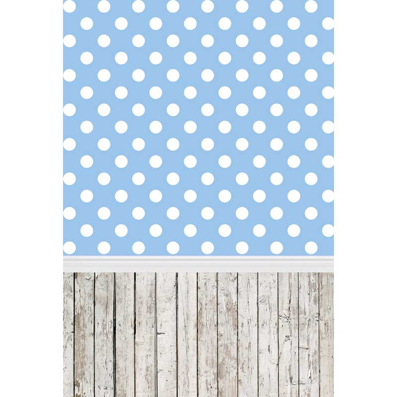 White blue polka dots photography background vinyl cloth print photographic backdrops for photo studio portrait props F-339 wholesale polymer lithium battery 15c high rate hm 703048 800mah 7 4v remote aerial aircraft batteries