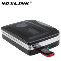 VOXLINK USB Cassette Convert With Earphone Old Tape To Digital Music Files Into USB Disk Cassette