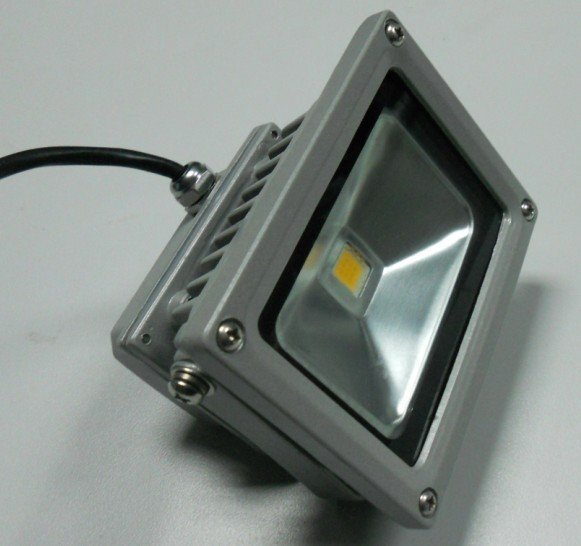 DC12V input 10w high power led flood light