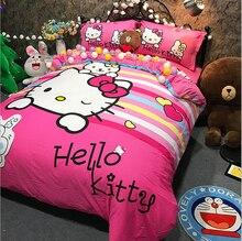 Vente En Gros Hello Kitty Bedspread Galerie Achetez A Des Lots A