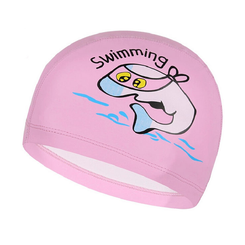 Hot πώληση PU Κολύμβηση Cap Παιδιά Cartoon - Αθλητικά είδη και αξεσουάρ - Φωτογραφία 2