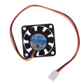 3 Pin 40mm Computer CPU Cooler Cooling Fan PC 4cm 40x40x10mm DC 12V  CPU Heat sink Cooler optimal temperature Improve air flow