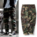 New Fashion Camouflage Men's Cargo Joggers Pants Military For Men Multi Pocket Overalls Tactical Army Trousers