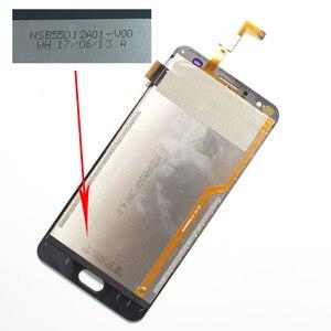 Image 5 - Oukitel K6000 Plus écran LCD + écran tactile NSB55012A01 V00 100% Original testé numériseur panneau de verre remplacement pour K6000 Plus