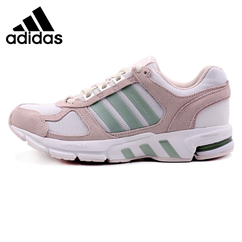 new concept 0cd07 3101b Original New Arrival Adidas Equipment 10 Women's Running Shoes Sneakers