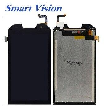 Para Doogee S30 pantalla LCD y piezas de reparación de montaje de pantalla táctil accesorios móviles de reemplazo de 5,0 pulgadas + herramientas + adhesivo