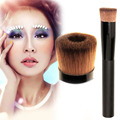 W7Tn # Caliente Pro Cara Cóncava Liquid Powder Foundation Brush Tool Maquillaje Cosmético