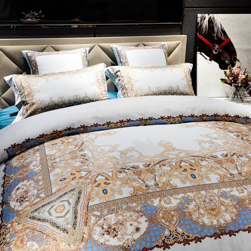 Online Get Cheap Elegant Bedding Set Aliexpress Com