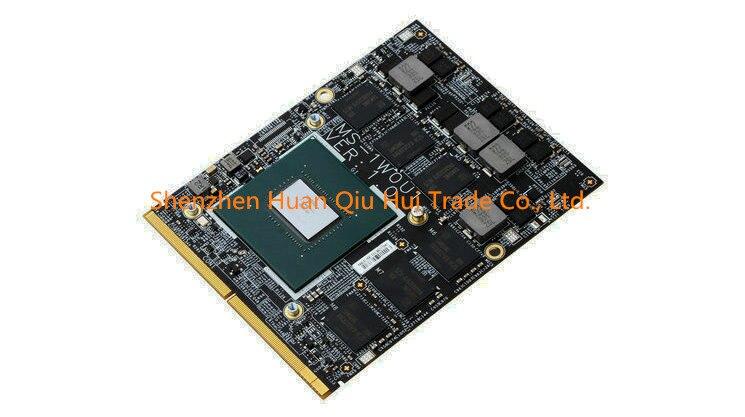 Livraison DHL N17E-G1-A1 Vidéo Carte Pour MSI NVIDIA Geforce MS-16F4 16F3 GT60 GT70 GT72 GT72S 1763 1762 - 2