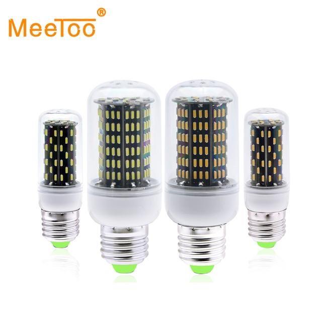 Dimmable LED Bulb Lamp E27 E14 220V LED Light Bulb SMD 4014 5W 10W