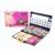 Total de 48 cores profissional da sombra de olho makeup palette shimmer eyeshadow blush em pó lip gloss collection mulheres cosméticos ferramenta