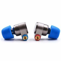New TIN Audio T2 3 5mm In Ear Earphone Double Dynamic Drive HIFI Earphone Bass DJ