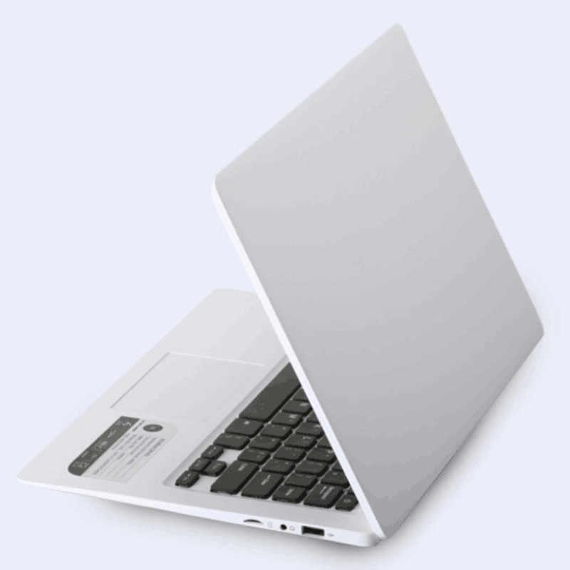 14 אינץ 1366X768 P 4 GB RAM + 64 GB EMMC 64 GB TF מחשבים ניידים Intel Atom x5-Z8350 Win10 HDMI WIFI עם Bluetooth גבוהה קיבולת סוללה