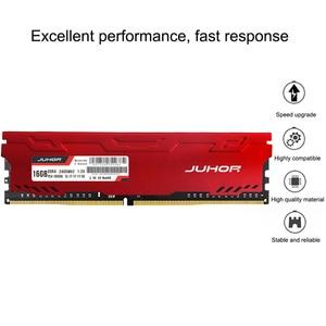 DDR4 Desktop Memory Оперативная память 4 ГБ 8 ГБ оперативной памяти, 16 Гб встроенной памяти, 2666 МГц DDR4 2400 МГц U-DIMM PC4-19200 288 ПИН-кода коррекции ошибок памя...