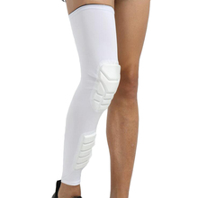 1 Pair Long Knee Compression Pads
