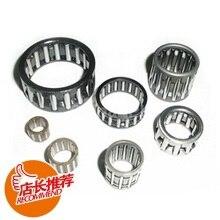 все цены на KK series radial needle roller and cage assembly Needle roller bearings KK556545 size 55*65*45mm