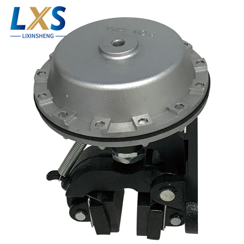 Купить с кэшбэком DBG-205 Disk Type Pneumatic Brake/Pneumatic Air Disc Brake For Working Machinery