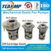 GLF 16mm Mechanical Seals For CR10 CR15 CR20 Pumps With Shaft Size 16mm GLF16 Cartridge Seals