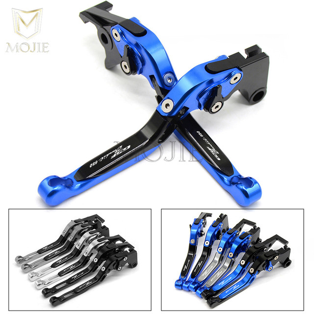 $ US $27.36 GSF650 Bandit Lever Motorcycle Accessories CNC Adjusterable Brake Clutch Lever For Suzuki GSF650 Bandit GSF 650 Bandit 2005 2006