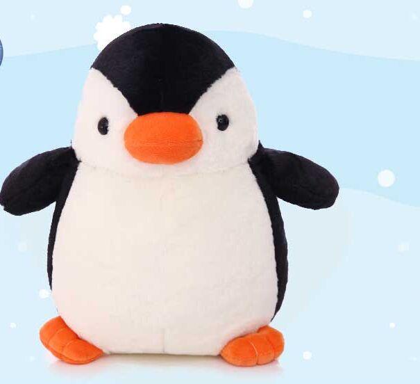 stuffed animal penguin 47cm plush toy soft emulation penguin doll throw pillow toy p7869 stuffed animal 75 cm panda plush toy i love you red heart panda doll throw pillow gift w3501