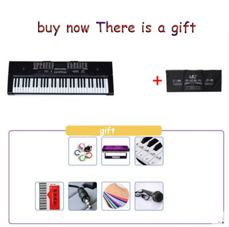 2102 keyboard adult children beginners 61 key standard piano teaching piano standard keyboard