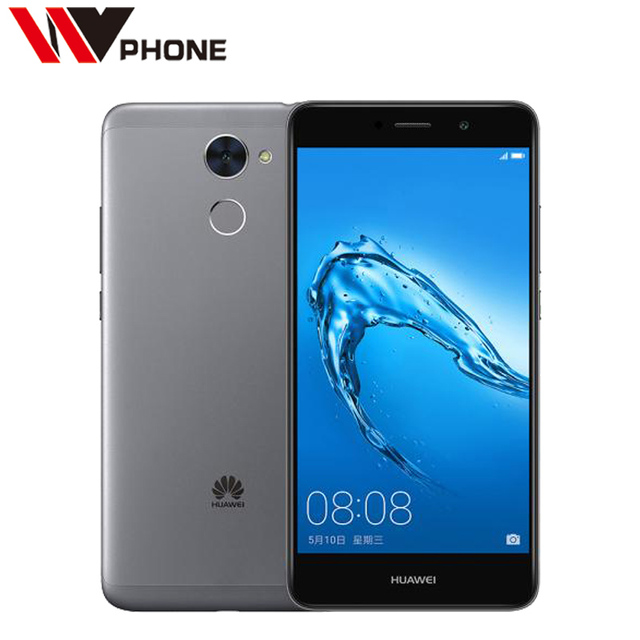 Original huawei Enjoy 7 Plus MSM8940 Octa Core 5.5inch 3GB RAM 32GB ROM Android 7.0 4000mAh 8.0MP 13.0MP Fingerprint ID