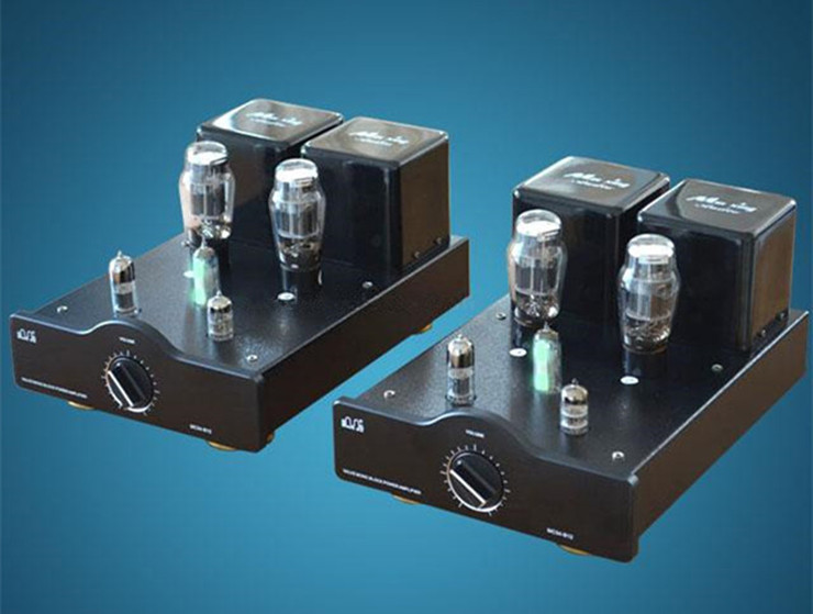 Meixing Mingda MC34-B12 Split Type Mono or Integrated Vacuum Tube Amplifier 6N5P*2 Class AB1 Power Amplifier 18W 110V/220V(pair) playtoday панама для девочки playtoday