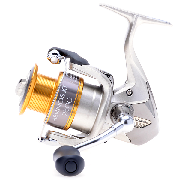 100 original shimano brand aernos xt series 1000 2000 for How to reel in a fish