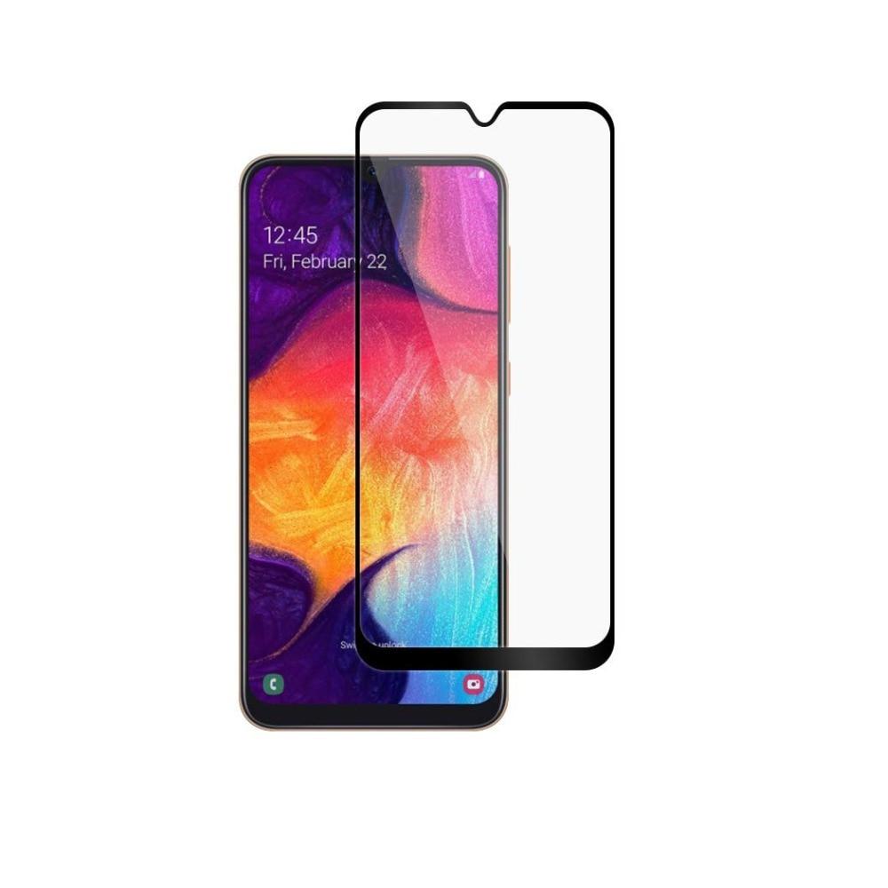 Protector de pantalla para Samsung Galaxy A10 A20 A20E A30 A40 A40S A50 A60 A70 A90 la cobertura completa de vidrio templado para Samsung Galaxy M10 M20 30|Protectores de pantalla de teléfono|   - AliExpress