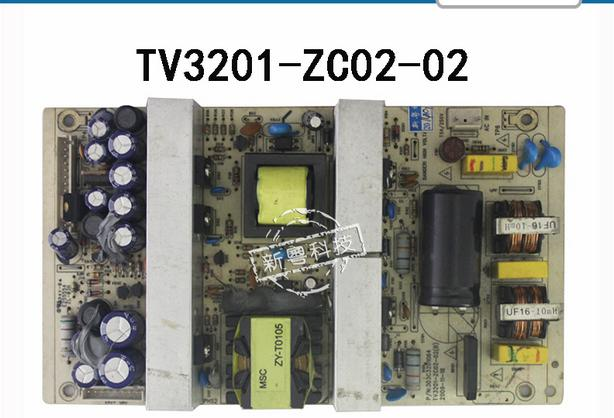 T-COn TV3201-ZC02-02 303C3201064 logic board FOR SCREEN LC32HS62B   T-CON connect board