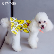 Buy  s Summer Cotton Dress Dog Clothes For Dogs  online